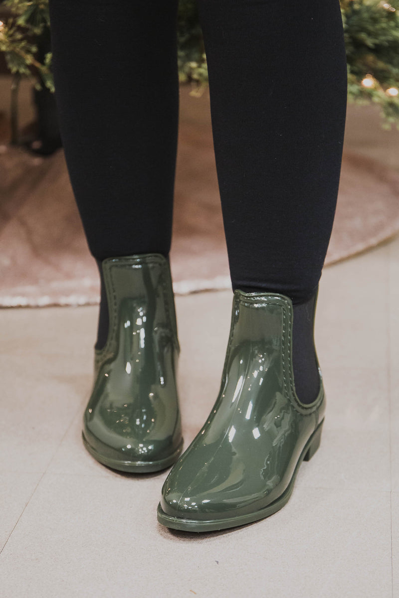 Christy Rain Booties