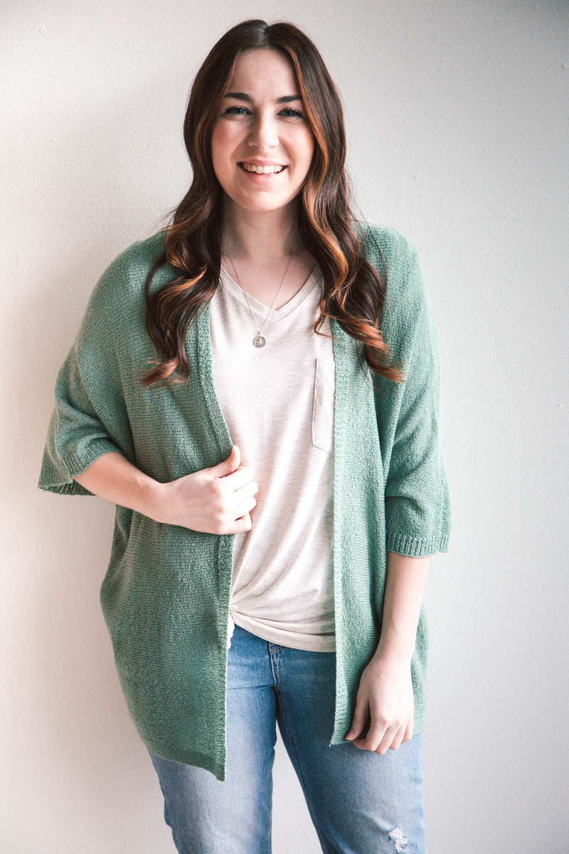 Becca Cardigan (FINAL SALE)