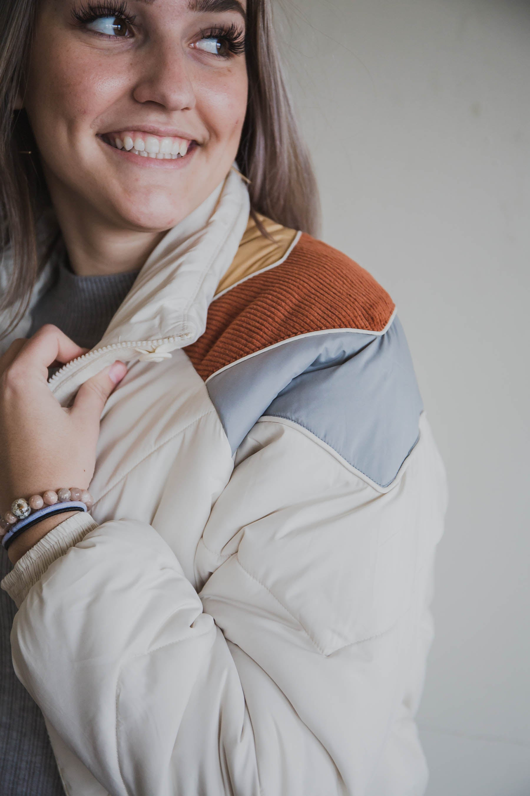 Waverly Quilted Down Jacket