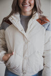 Waverly Quilted Down Jacket (FINAL SALE)
