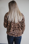 Haylee Leopard Faux Fur Jacket (FINAL SALE)