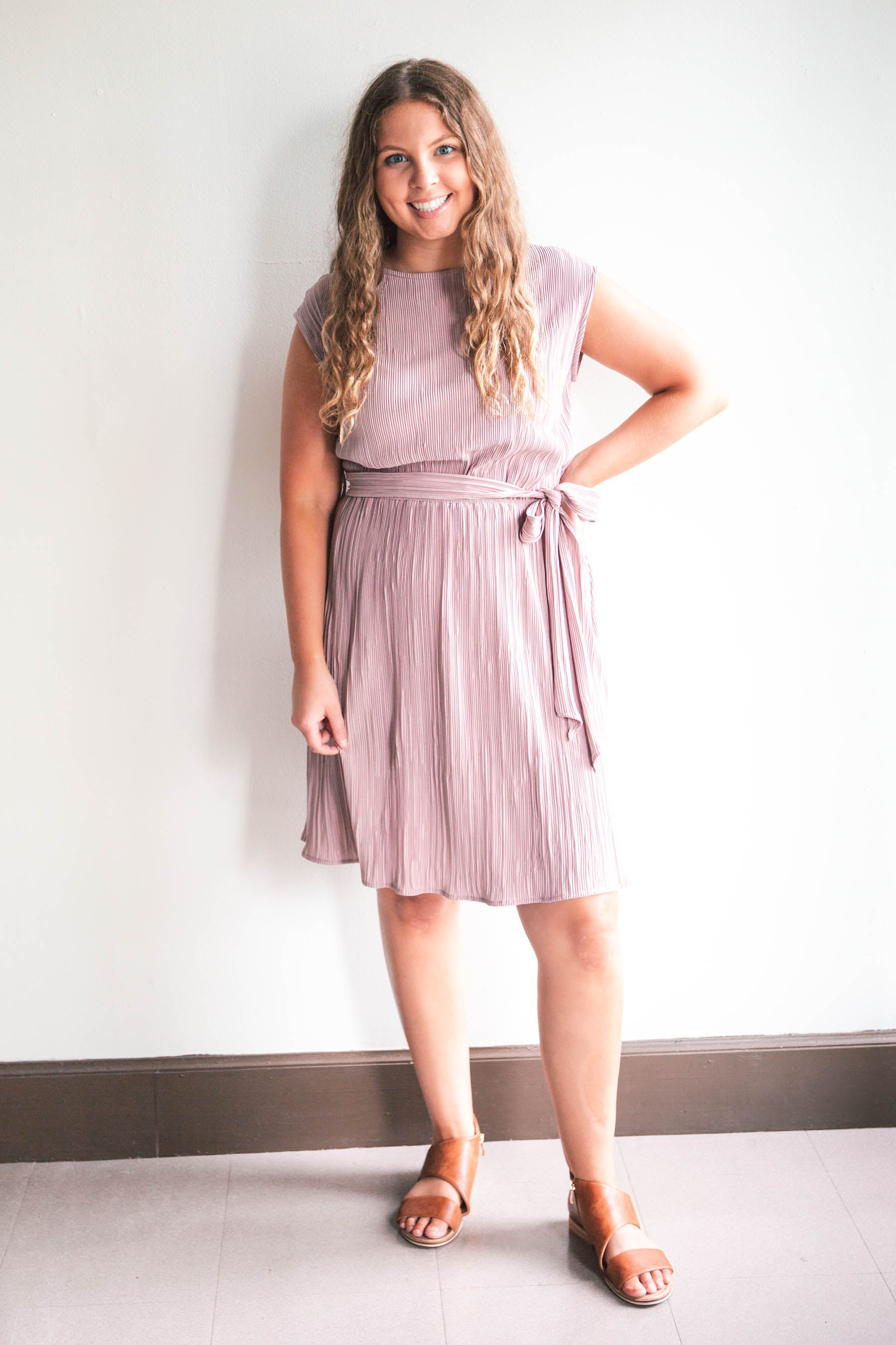 Grace Sleeveless Dress (FINAL SALE)