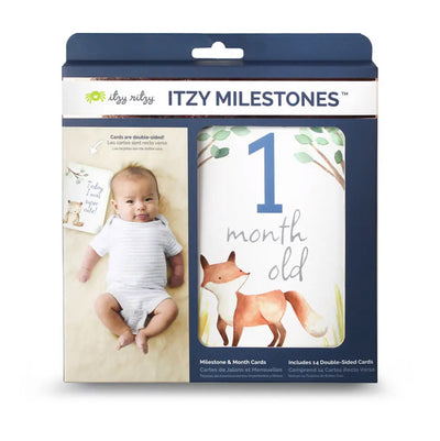 Itzy Moments Double-Sided Milestone Cards - Itzy Ritzy