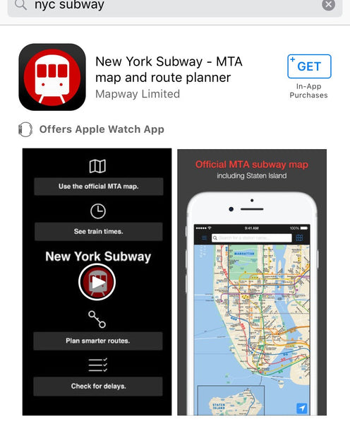 app transport metro stations pas cher newark