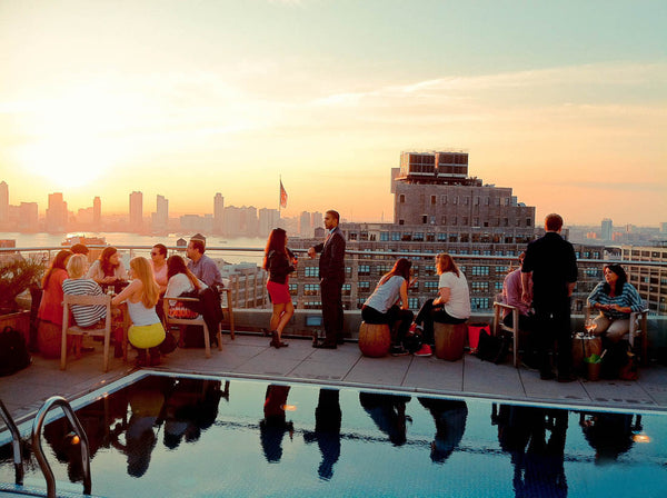 The james rooftop terrace new york