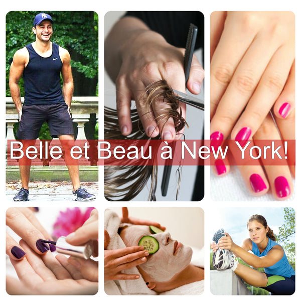 beau belle coiffeur new york forme maquillage manicure
