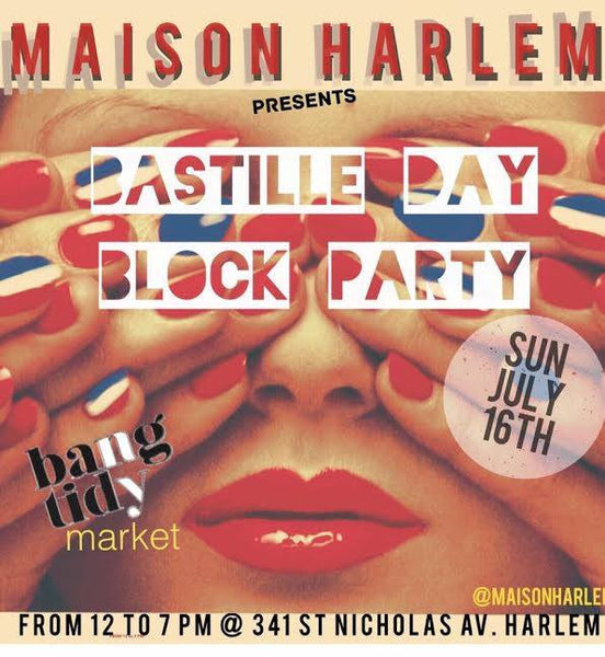 Le Block Party à la Maison Harlem