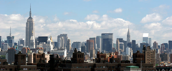 Le skyline de New York
