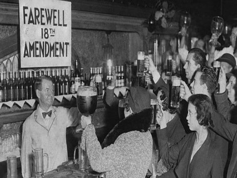 TOUR - Les bar secrets de l'époque de la prohibition