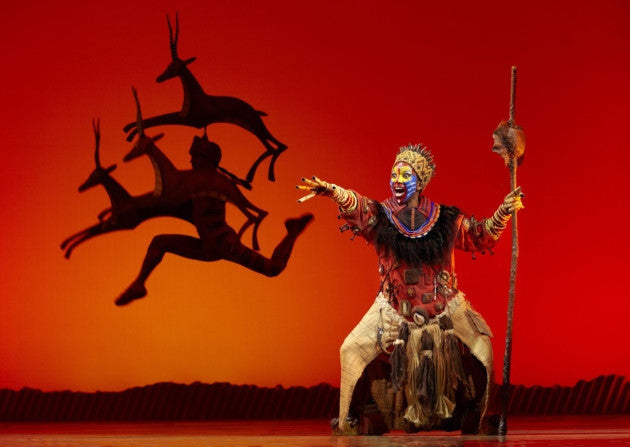 MUSICAL BROADWAY - Le Roi Lion