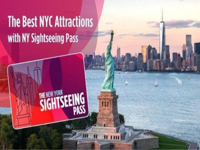BILLETS -The Sightseeing Flex Pass Enfants 03-11 Ans
