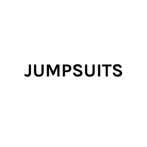Rompers/Jumpsuits
