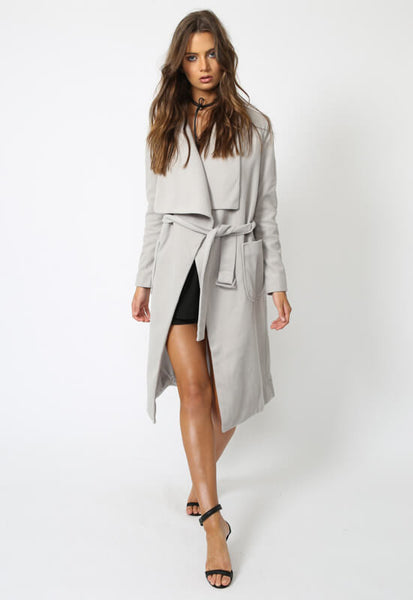 Lioness New York Minute Jacket - Knee Length Coat