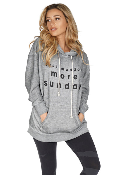 WILDFOX Hoodie Jacket front