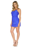 Amanda Uprichard Women's Racerback Kenzie Silk Dress side