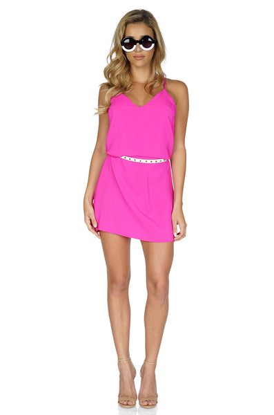 Amanda Uprichard Cricket dress - hot pink
