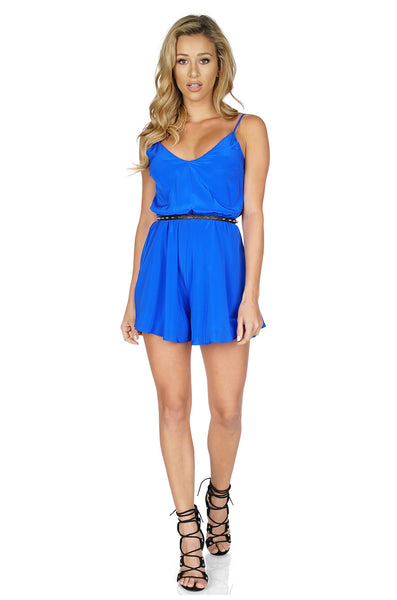 Amanda Uprichard Circle Short Romper