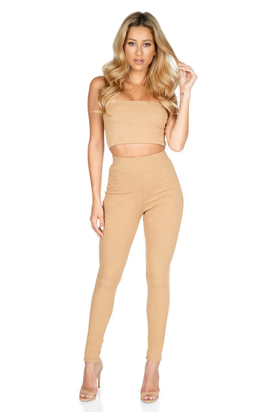 B X Runaway Ratio Long High Waisted Leggings full