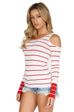 BAILEY 44 Harbor Master Cold Shoulder Top side