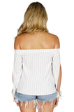 BAILEY 44 Even Keel Off Shoulder Top