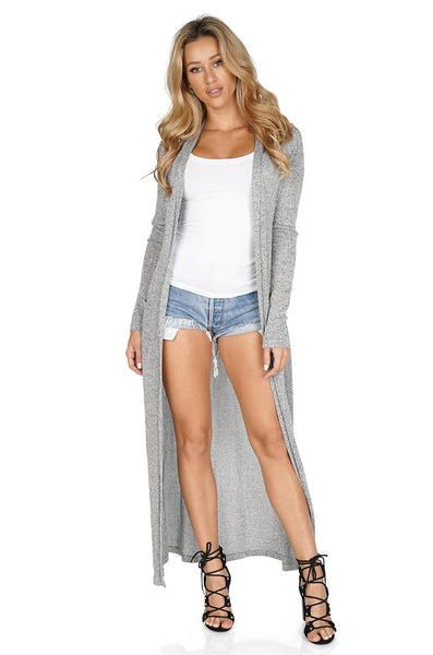 ROG Khloe Duster Jacket - Long Cardigan