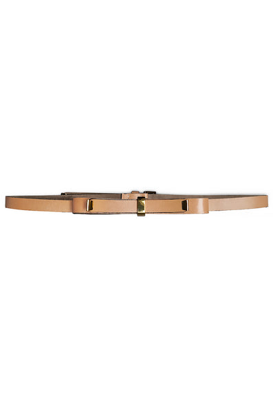 B-LOW THE BELT Angelina bow belt