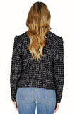 GENERATION LOVE Helen Boucle Jacket back
