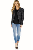GENERATION LOVE Helen Boucle Jacket full