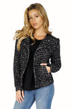 GENERATION LOVE Helen Boucle Jacket side