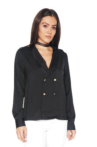 ROG Eve Satin Blouse