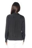 ROG Eve Satin Blouse Black back