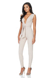 Nookie Royal Deep-V Jumpsuit