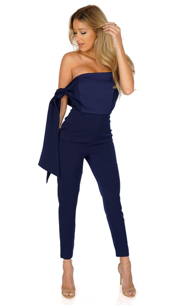 ROG Beatrice Strapless Jumpsuit