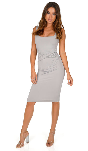 ROG Dare Me Knot Bodycon Dress