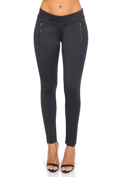 J Brand Carrillo Pant/Leggings in Black front