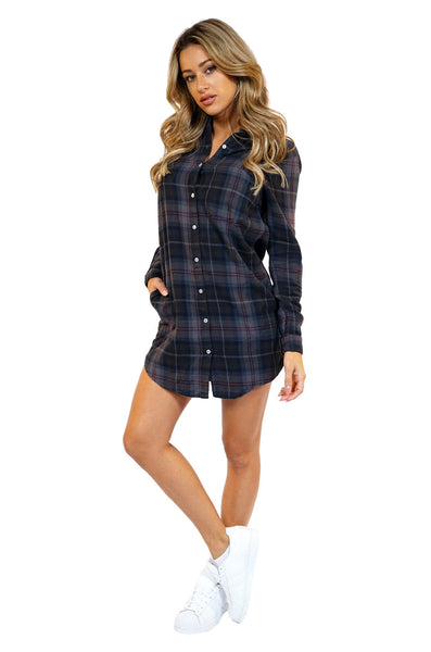 Sundry Shirt Dress