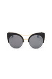 ROG Cat Eye Sunglasses Black