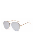ROG Aviator Sunglasses, Silver