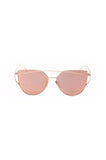 ROG Posie Sunglasses, Rose gold - front