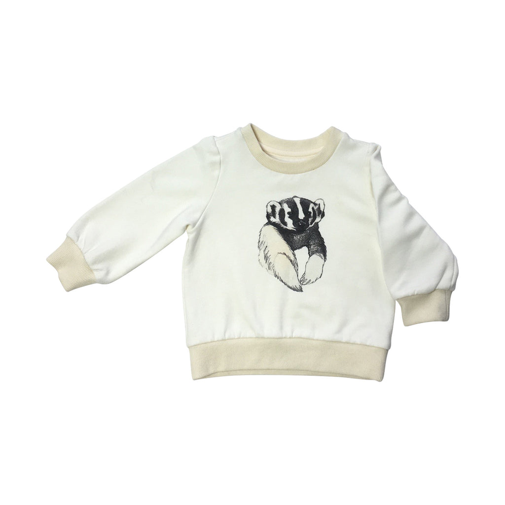 Badger sweatshirt (size 12-18M)