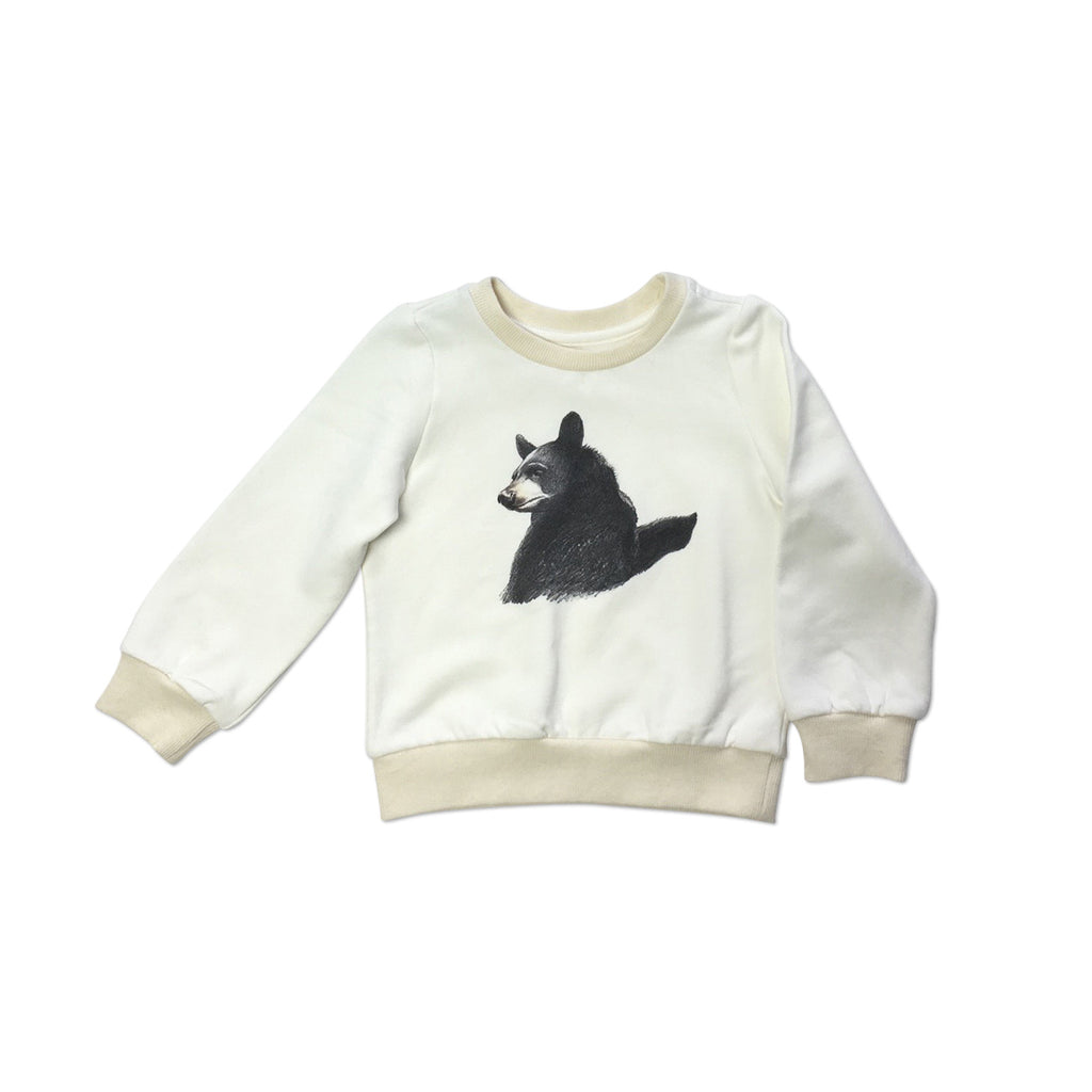 Bear sweatshirt (size 4-5Y)