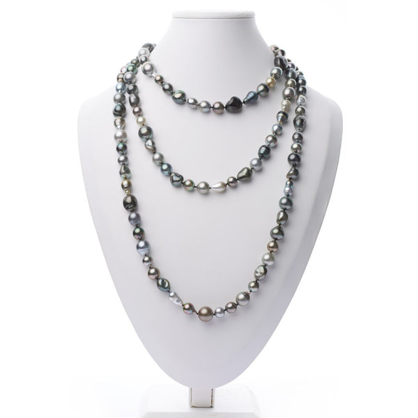 Revisiting the Tahitian Pearl Harvest Strand