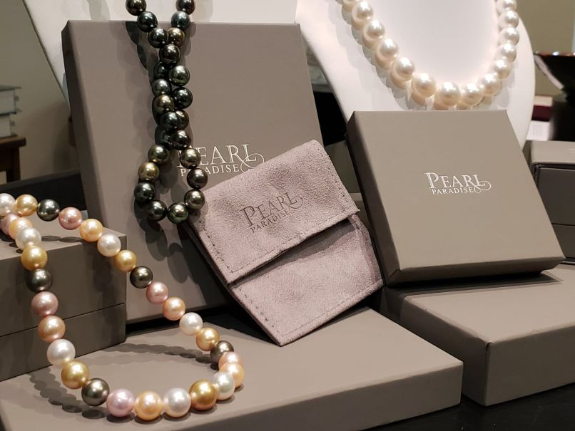 Perfect for pearls