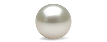 Single White South Sea Pearl