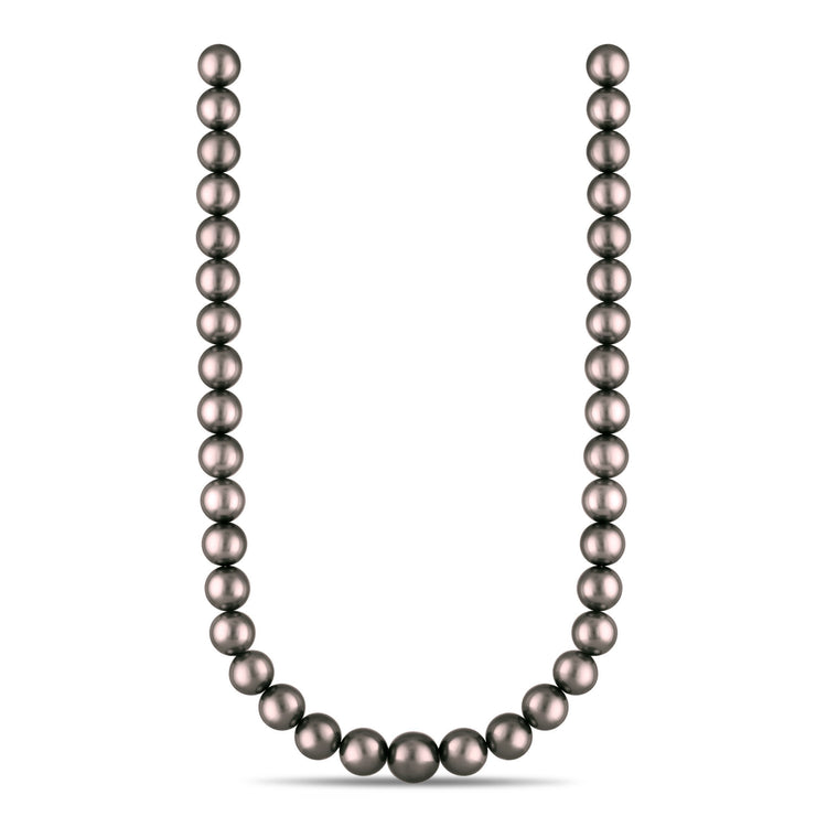 11.0-13.2 mm AA+/AAA Round Tahitian Pearl Necklace
