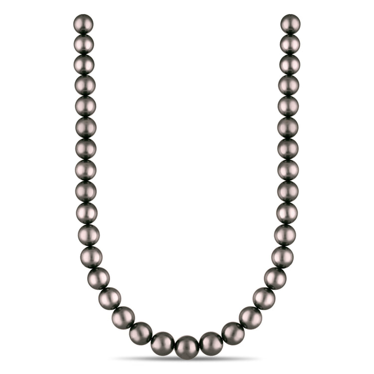 12.0-13.8 mm AA+/AAA Round Tahitian Pearl Necklace