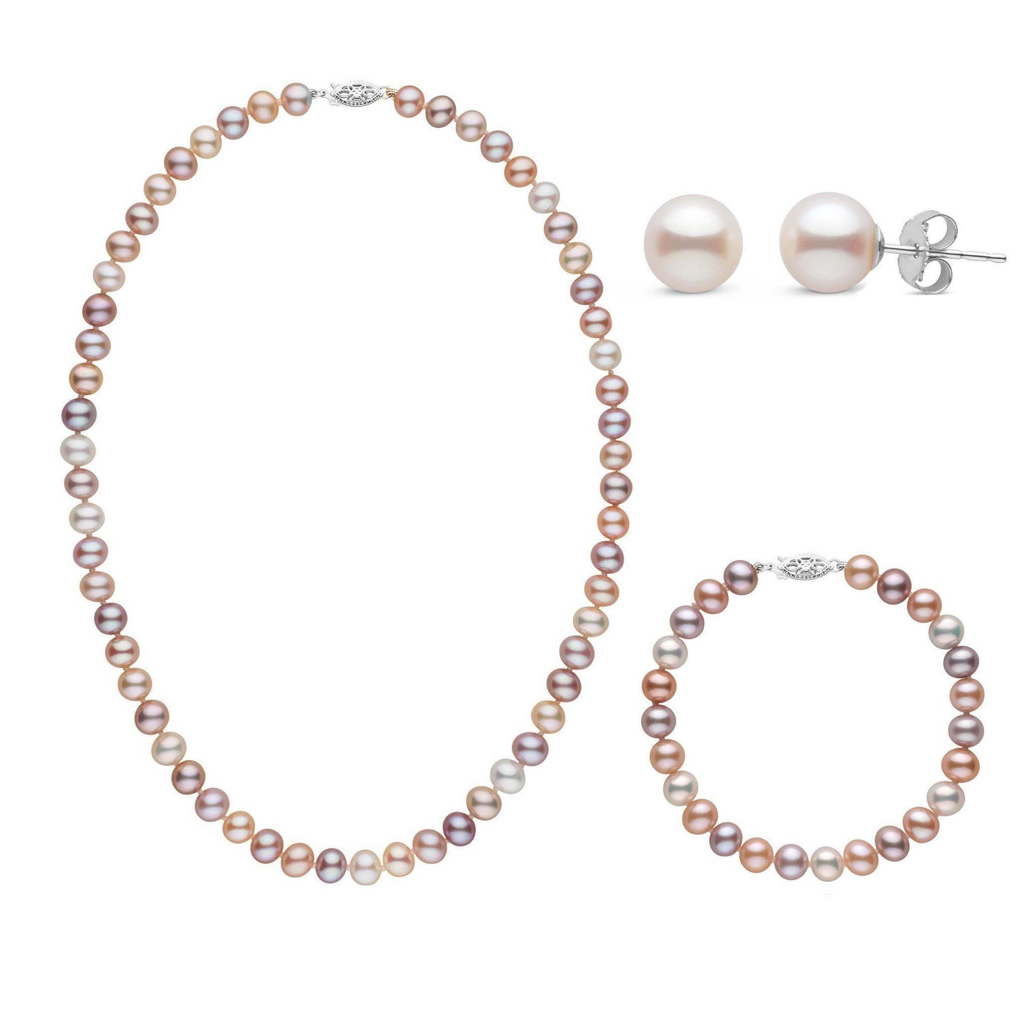 lariat on pearls victoria necklace freshwater beige products emerson