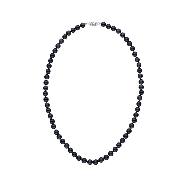 0dca28df1a835a Black Pearl Necklaces | Free Shipping and FREE Returns - Pearl Paradise