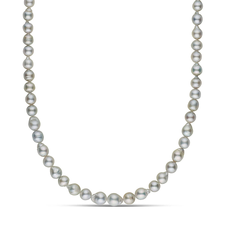 7.4-9.7 mm Red Sea Pearl Necklace