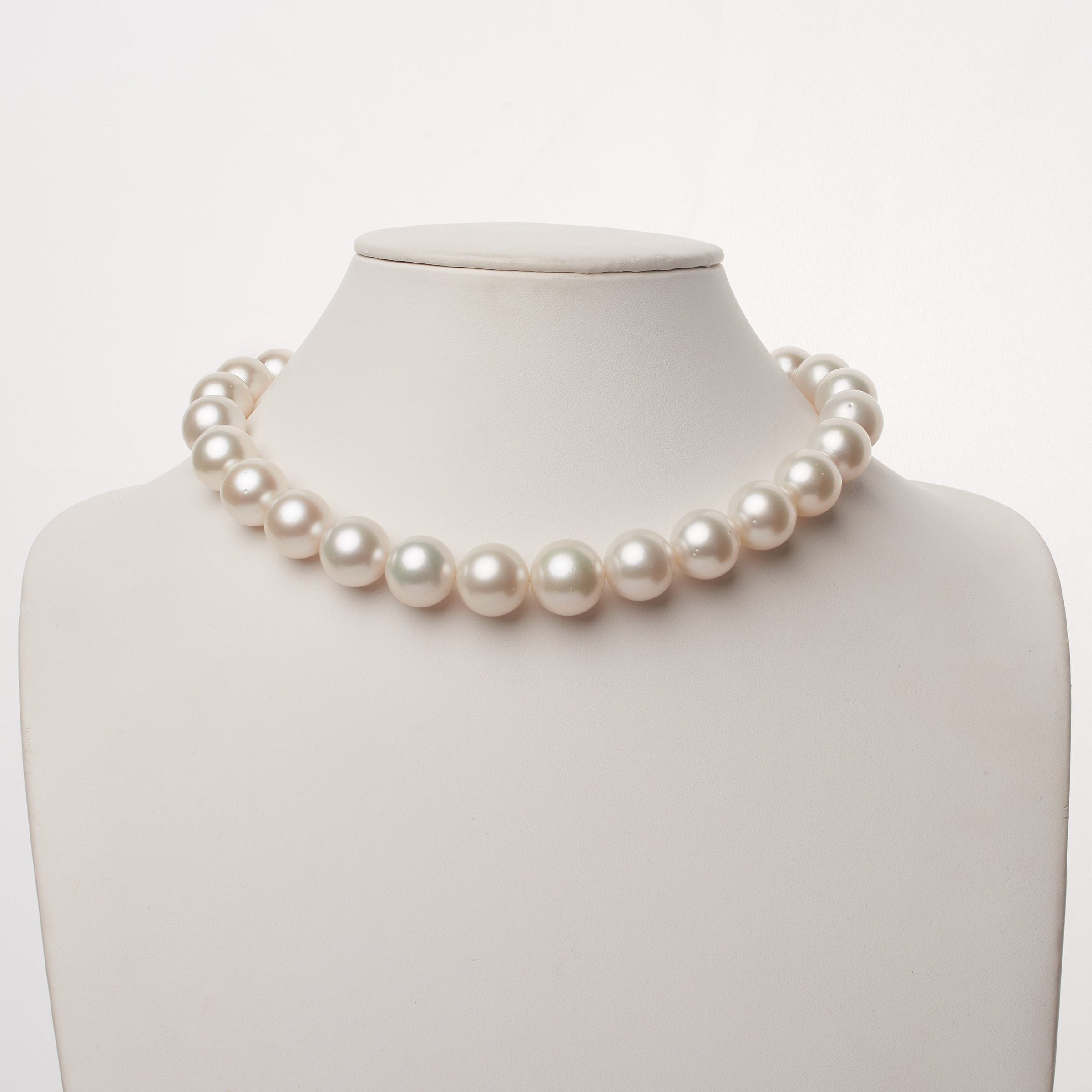 The Chopin White South Sea Pearl Necklace